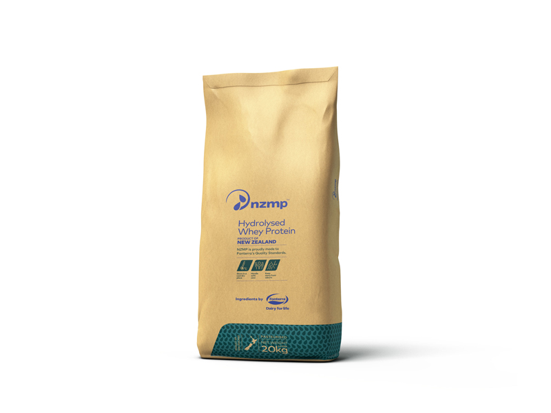 Whey Protein Hydrolysate Bag