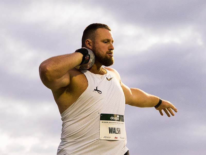 tom walsh shot put action shot