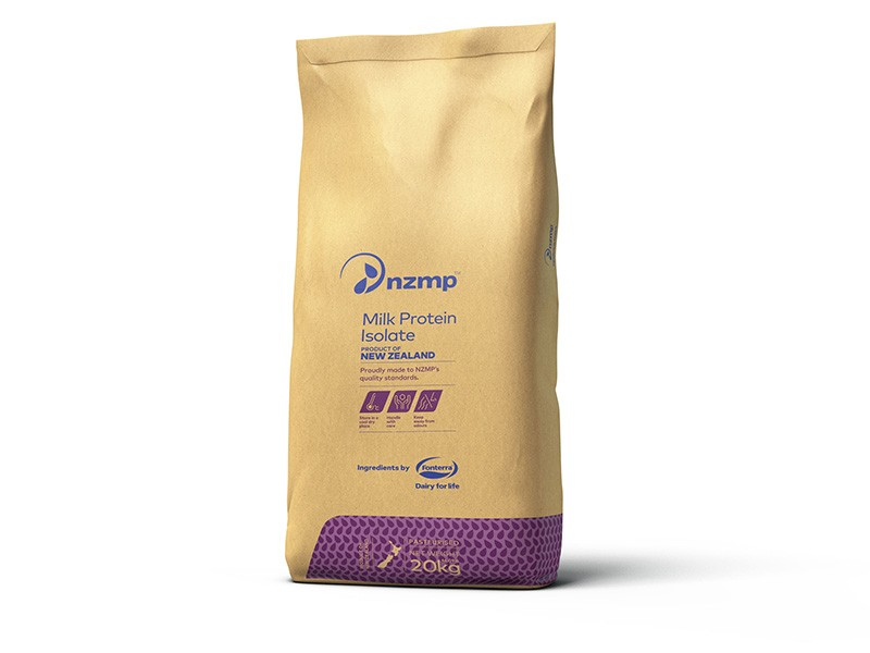 Milk Protein Isolate 25kg bag